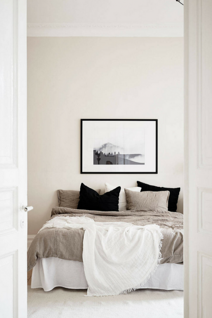 Bedroom Color Schemes for a Stylish Bedroom | Stylish bedroom ...