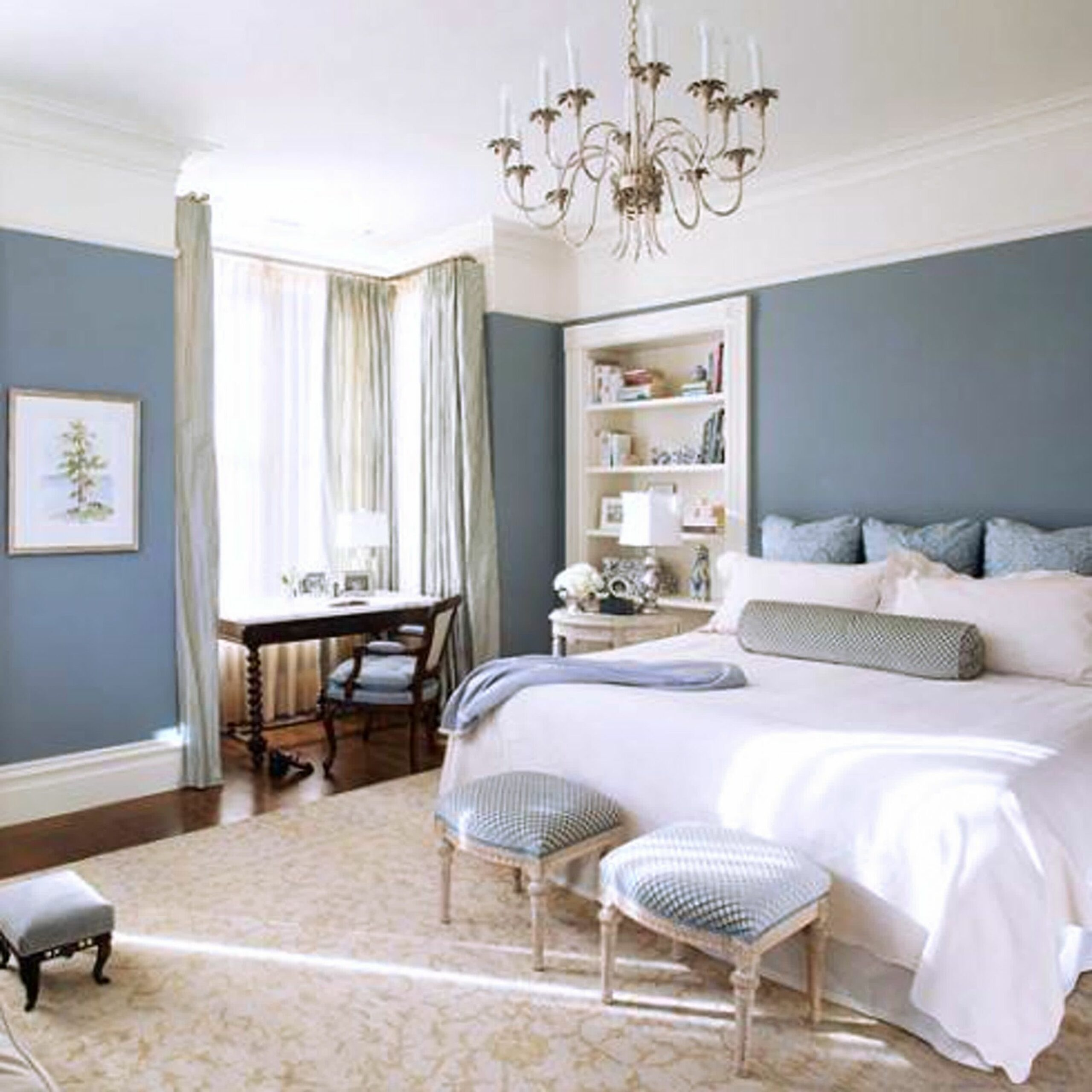 Bedroom Ideas Blue And Grey | Bedroom Decorating