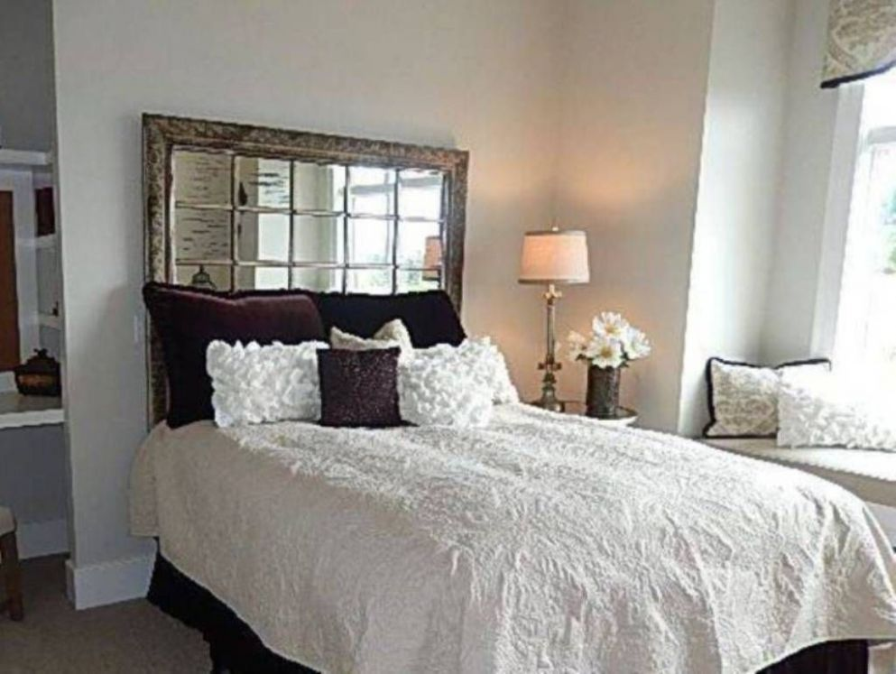 Bedroom Ideas Without Headboard | Home Decor - bedroom ideas without headboard