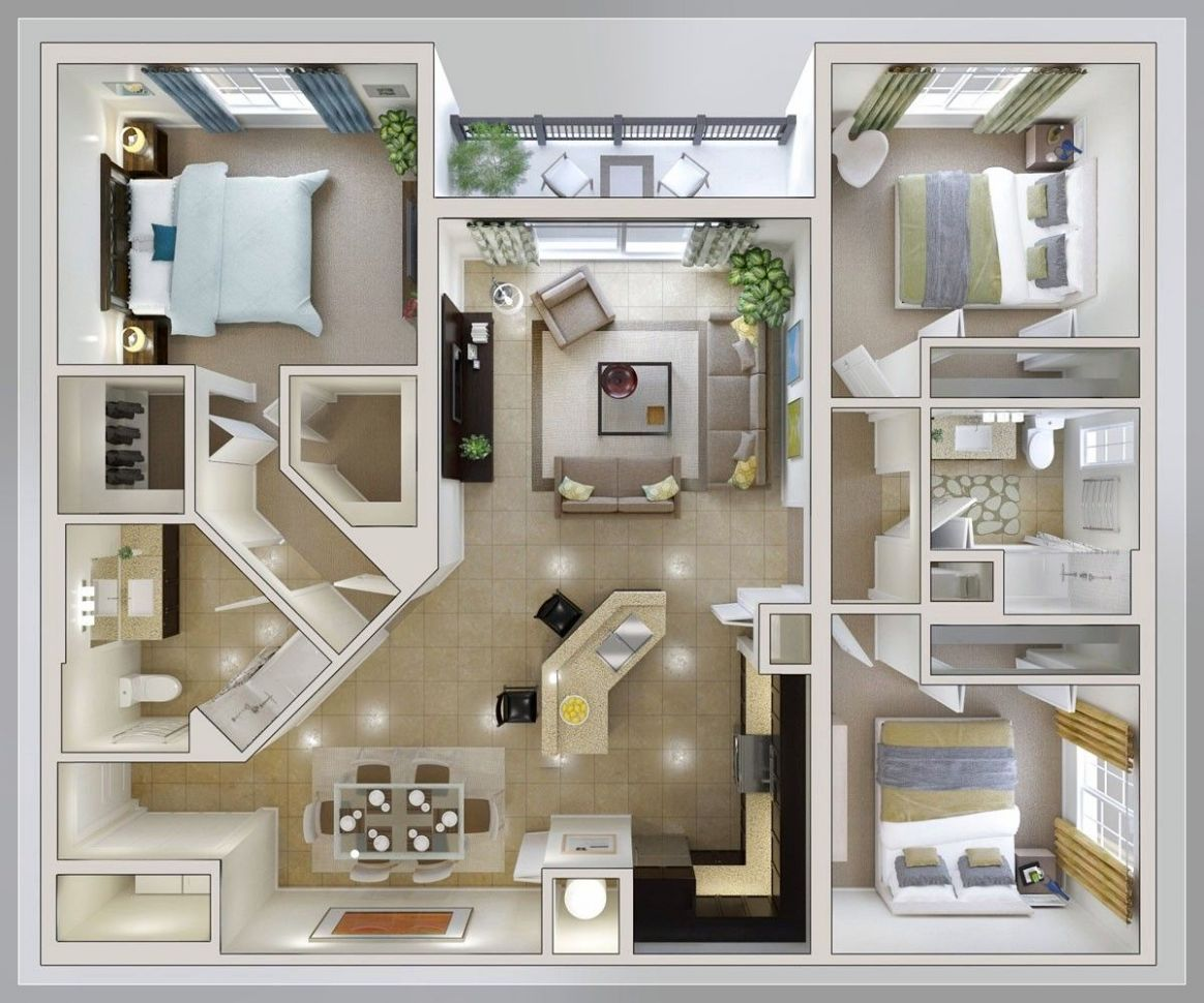 bedroom layout ideas, small 11 bedroom house plan Home Properti ...