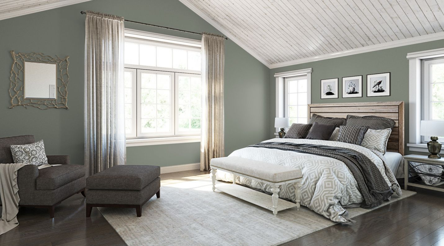 Bedroom Paint Color Ideas | Inspiration Gallery | Sherwin-Williams - bedroom ideas and colours