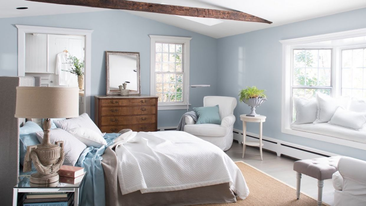 Bedroom Paint Color Ideas to Transform Your Space | Benjamin Moore - bedroom ideas and colours