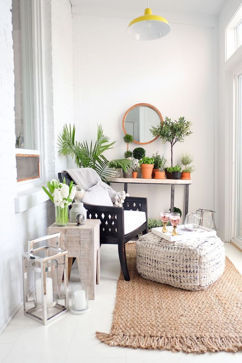 Before and After: This Small Sunroom Gets a Makeover | Small ...