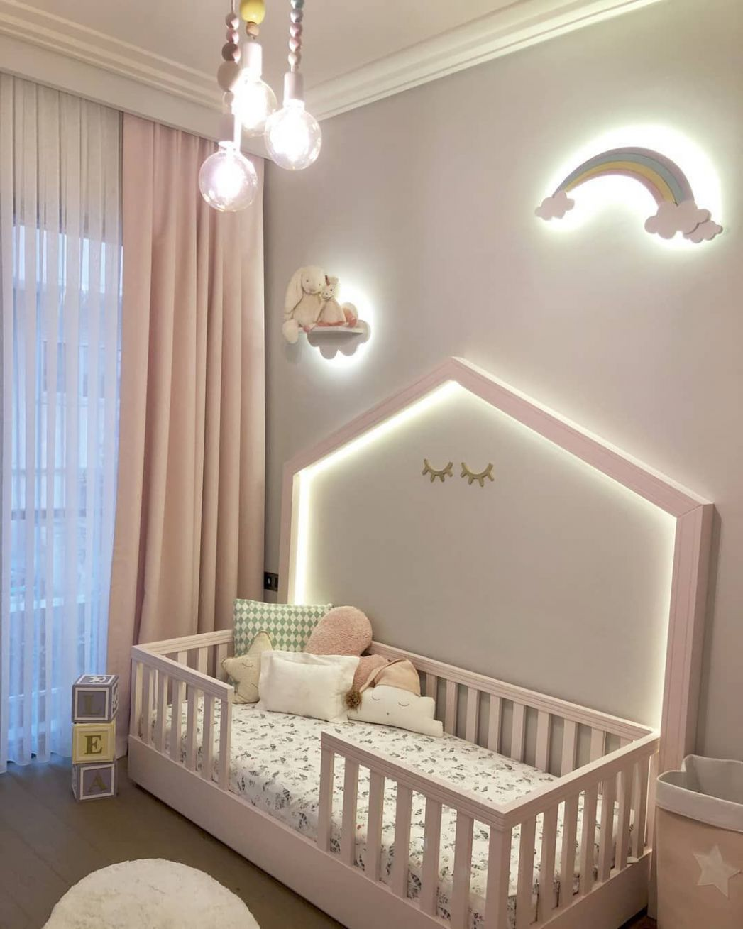 Best Baby Girl Room Ideas | Girl room, Baby room decor, Toddler rooms - baby room inspiration