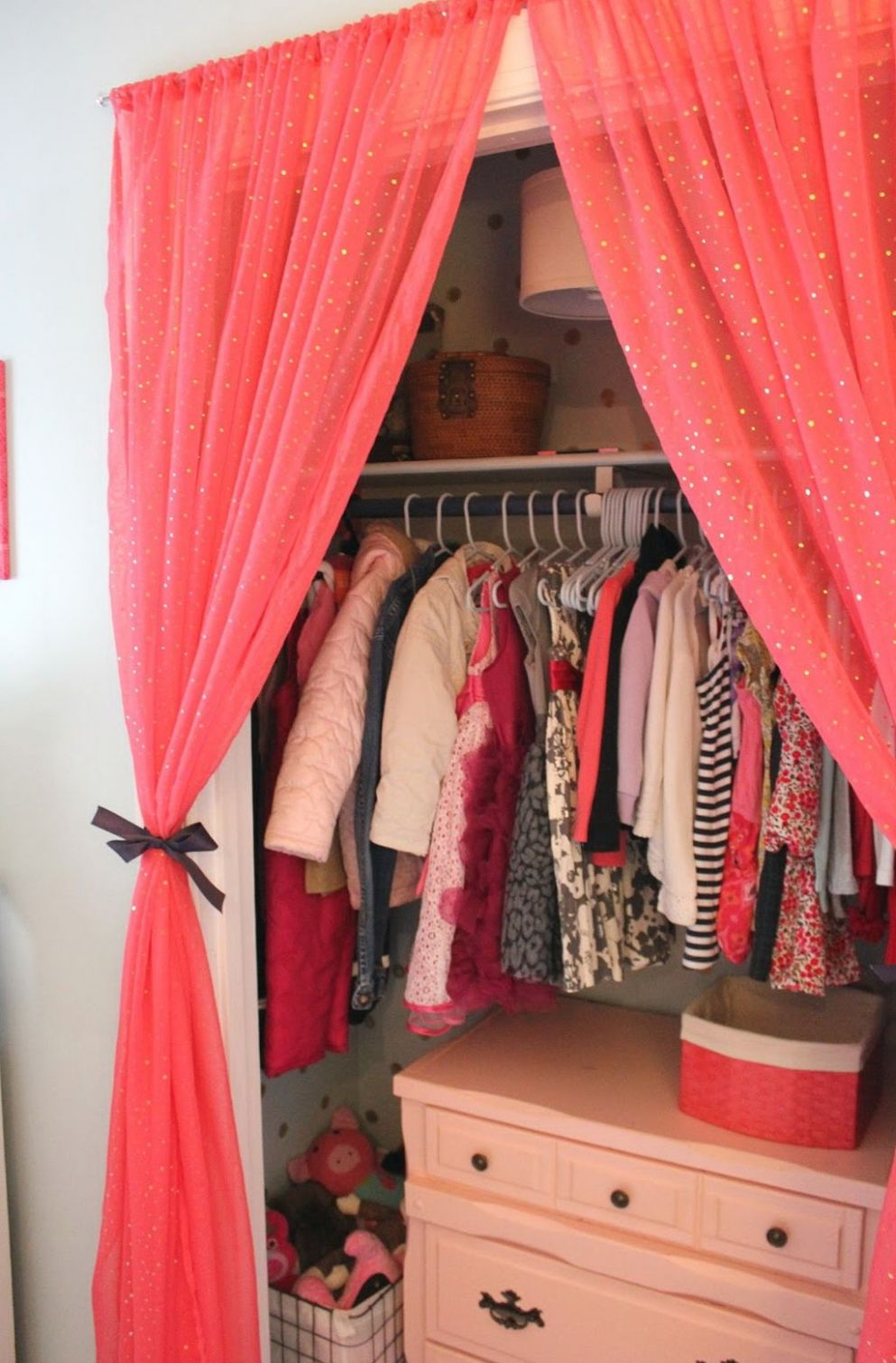 Best Closet Door Ideas to Spruce Up Your Room | Curtains for ..