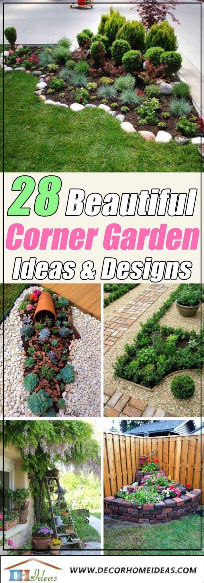 Best Corner Garden Ideas and Designs #garden #corn in 9 ..