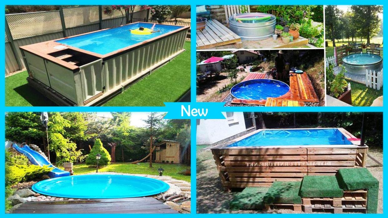 Best DIY Pool Ideas for Android - APK Download - pool ideas diy