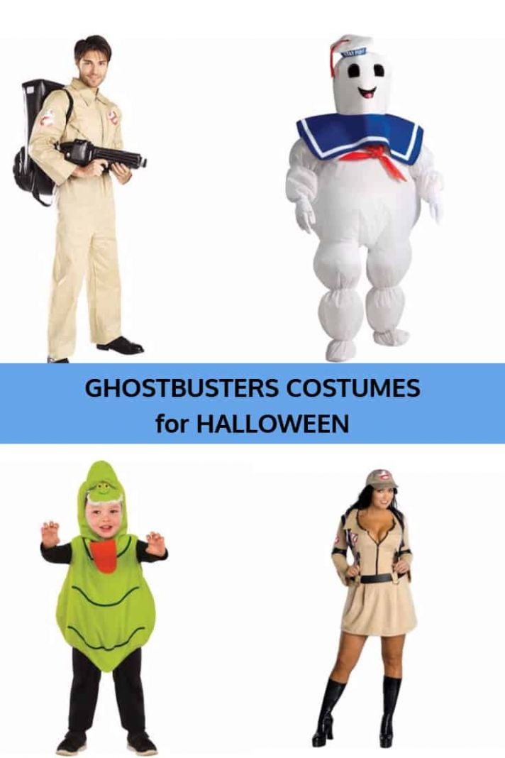 Best Ghostbusters Halloween Costume Ideas 12 | Home Ideas - halloween ideas for 2020