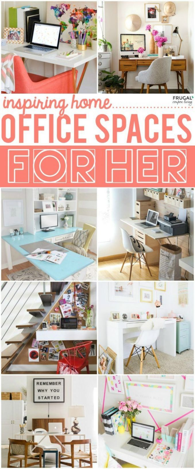 Best Ideas For Diy Crafts : Inspiring Home Office Decor Ideas for ..