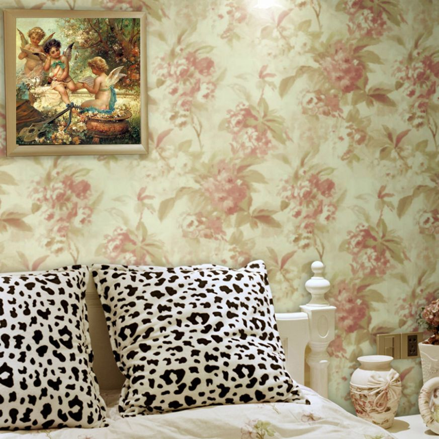 Best selling products hand painted wallpaper Oil painting