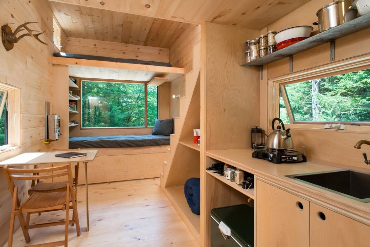 Best tiny house vacation rentals in the United States | CNN Travel - tiny house vacation rental