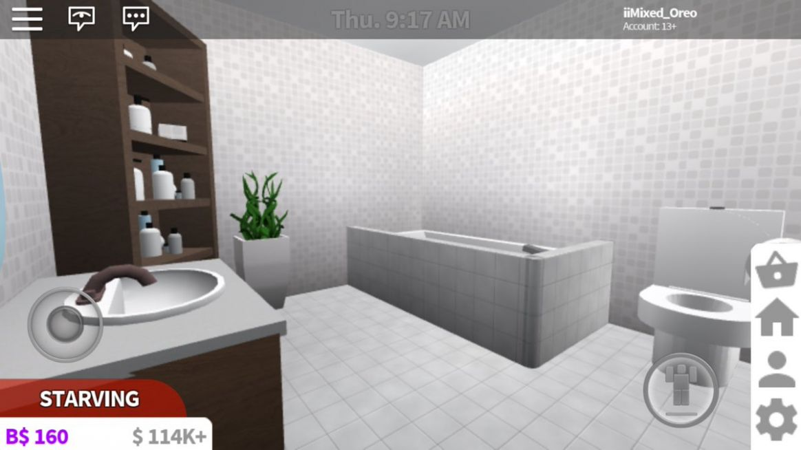 Bloxburg Bathroom Ideas.Welcome To Bloxburg Bathroom Speed Build ...