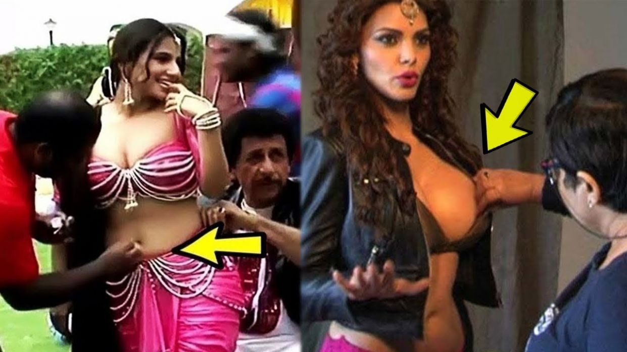 Bollywood Actresses SHOCKING MAKEUP ROOM Behind The Scene Moments That You  have Never Seen Before