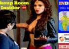 Bollywood Actressess Makeup Room Insider | This Is Happen Only In Bollywood  Actress Makeup Room