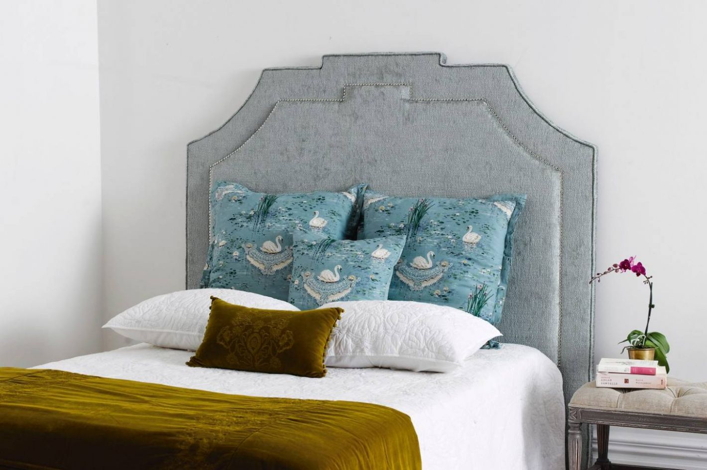 Bright ideas to dress up your bedroom   Stuff.co