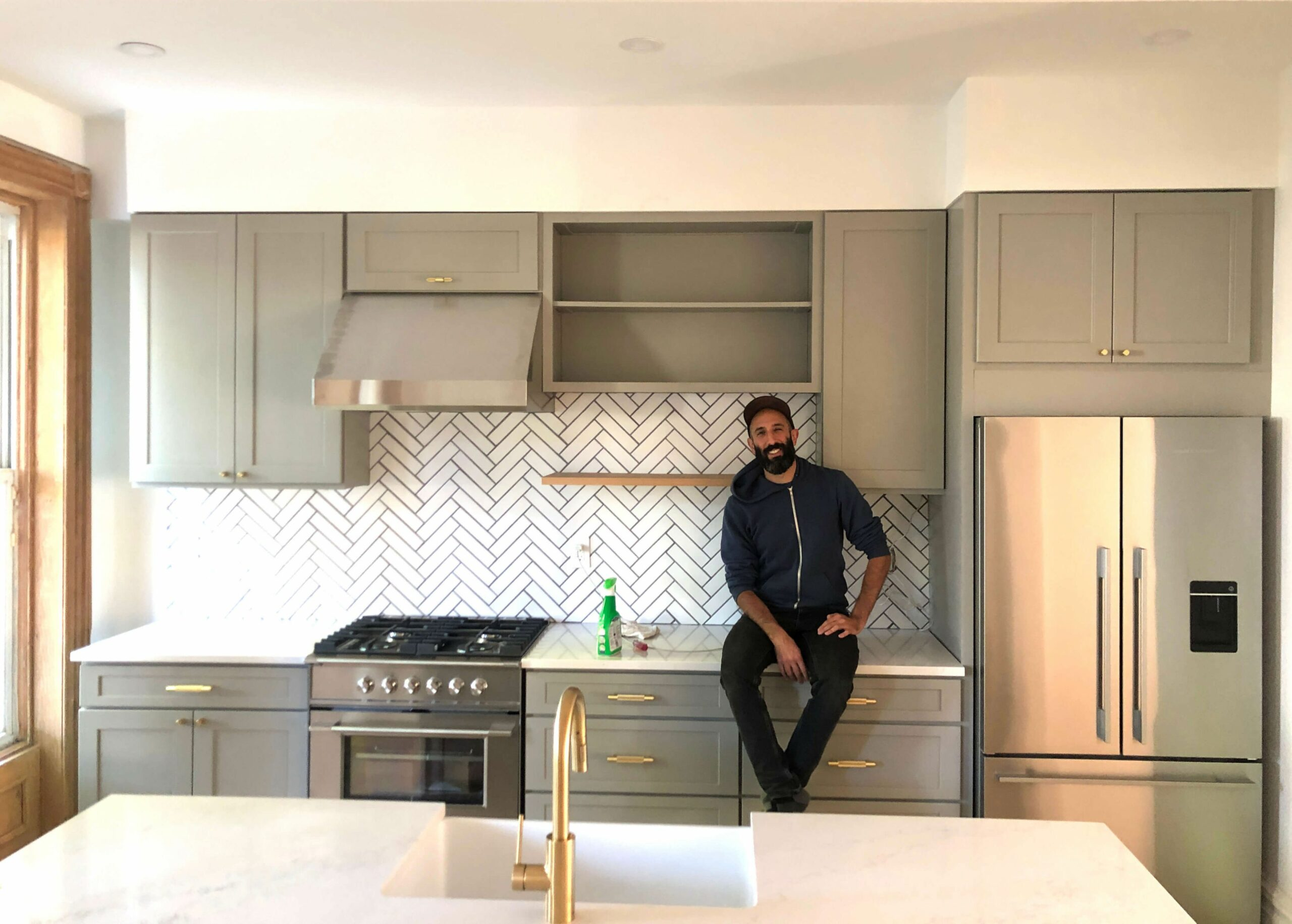 Brownstone Boys: Closed Kitchen Comeback or, Is an Open Kitchen ..