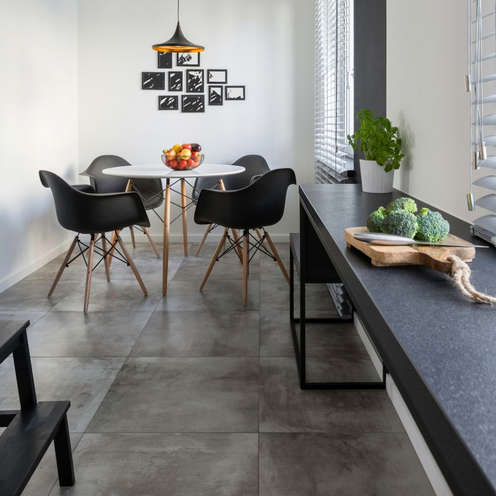 Browse Our Gray Flooring Ideas for a Modern KitchenBuildDirect ..