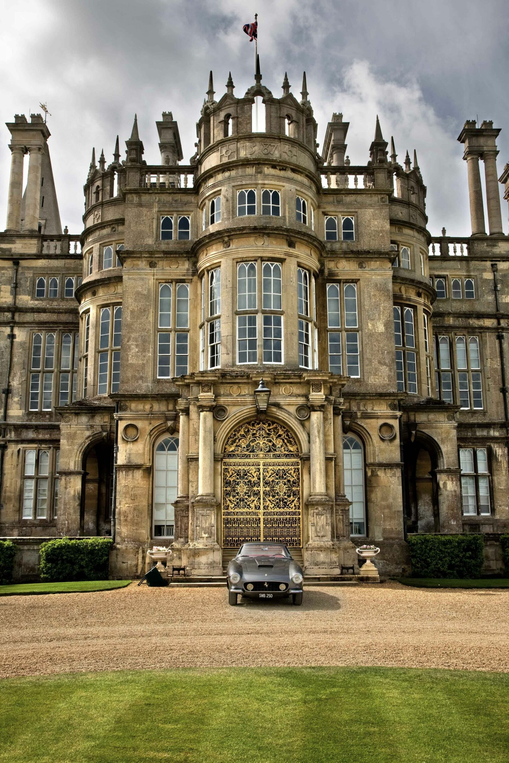 Burghley House (8) ~ a grand 8th-century country house in ...