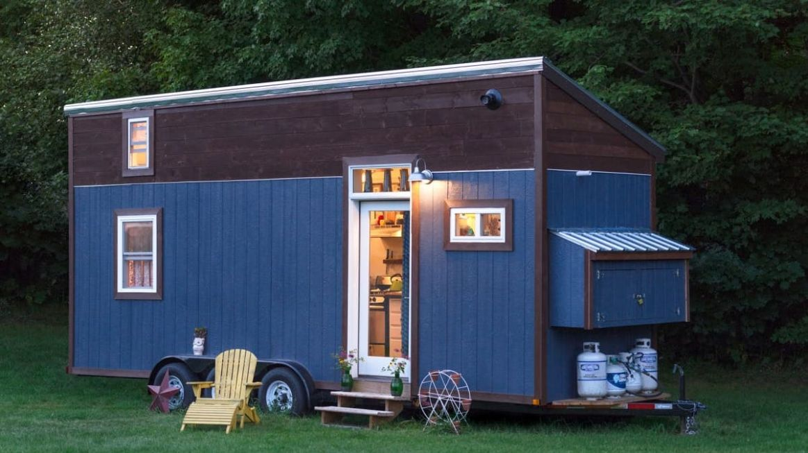 Can I afford (and fit into) a 'tiny house' in Vermont?
