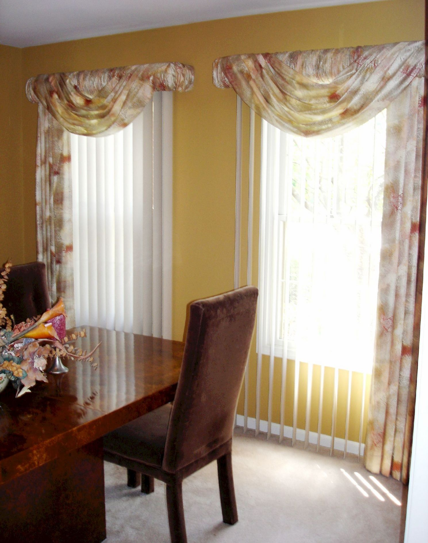 Charming Valance Ideas For Home Interior Ideas: Awesome Valance ..