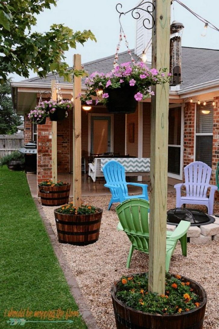 Cheap and Easy DIY Home Decor Projects | Diy patio, Backyard ..