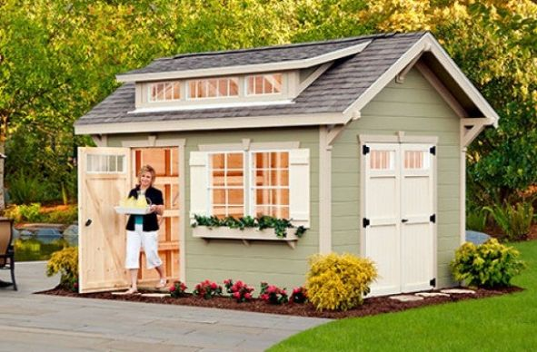 Cheap Storage Shed Homes for Sale - Tiny House Blog - tiny house shed