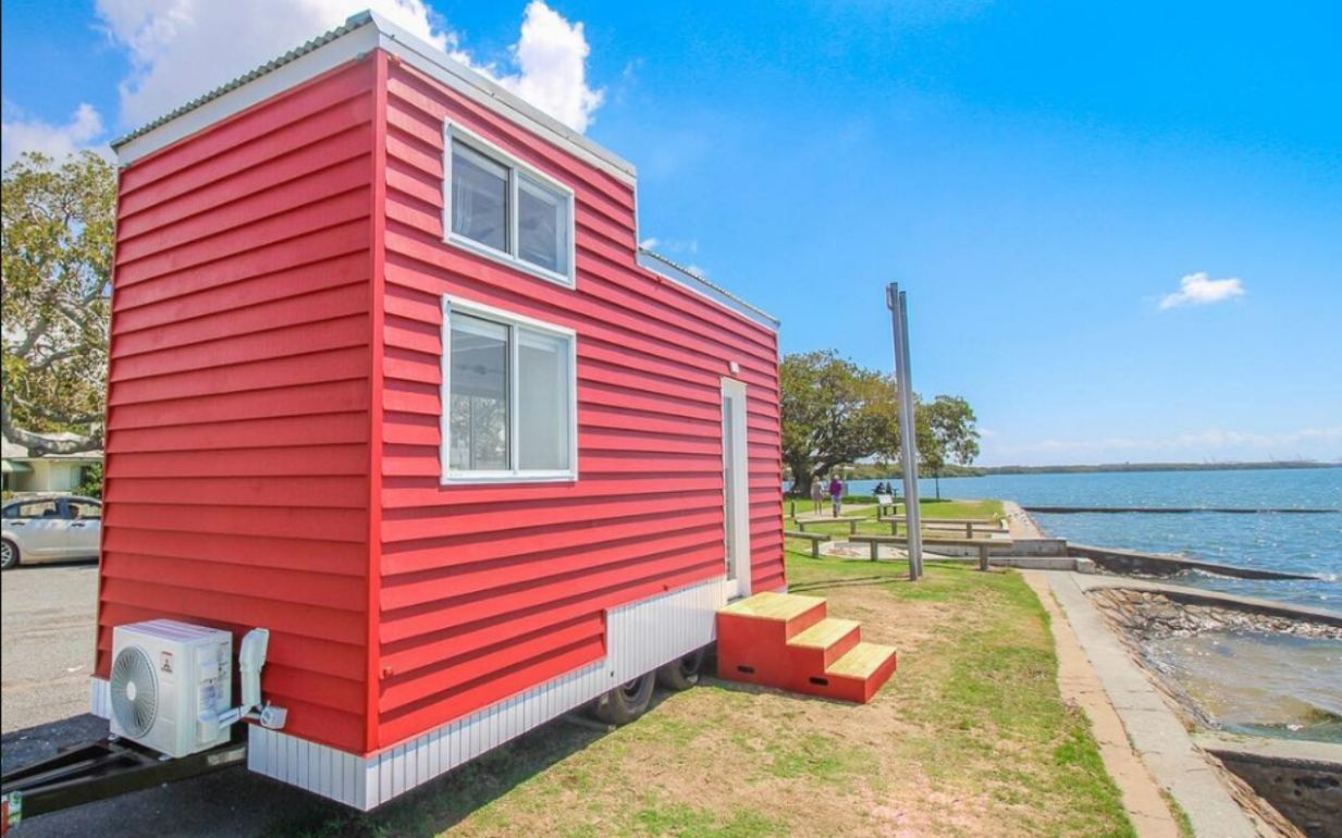 Check Out These Tiny, Sustainable Homes 'Cos Sometimes Dreaming ...