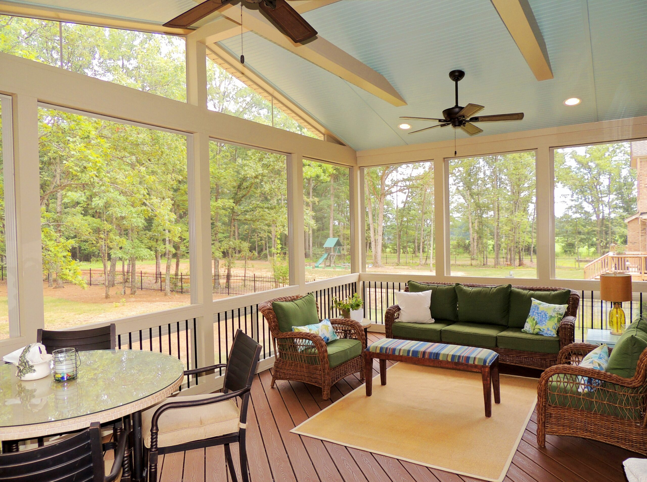 Choosing Between a Sunroom or Enclosed Porch | Angie's List