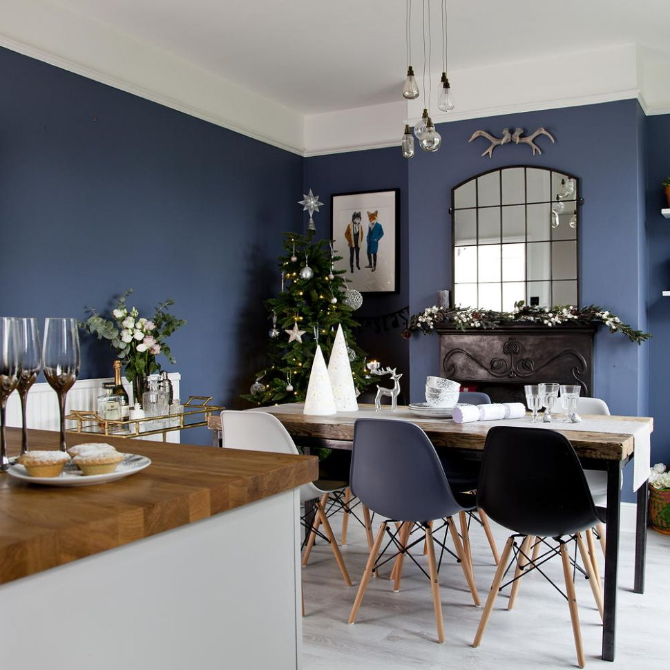 Christmas dining room ideas to add a festive flourish to Christmas ...