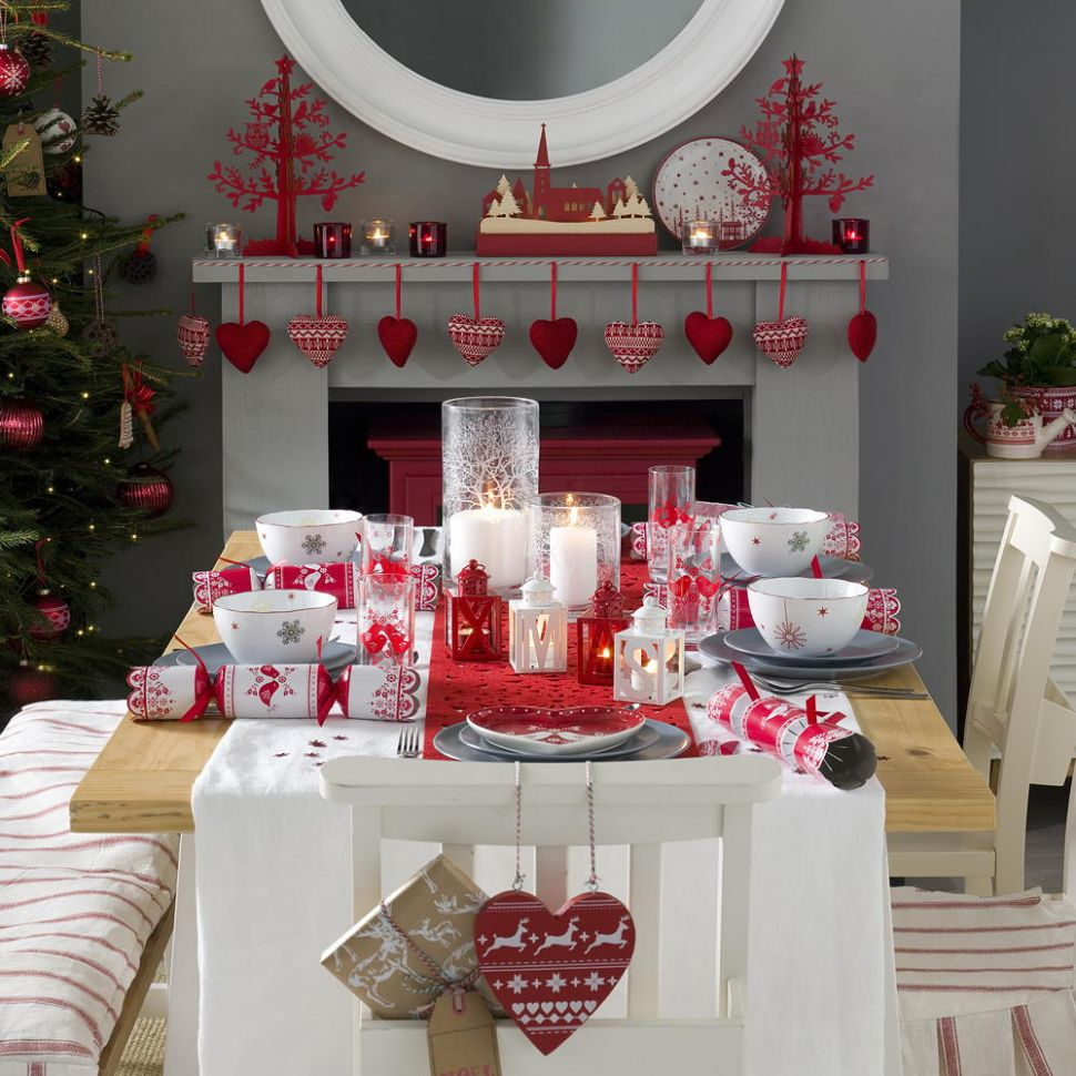 Christmas dining room ideas to add a flourish to Christmas dinner