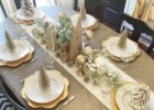 Christmas tablescape @mk_interiors_ | Christmas dinner table ...