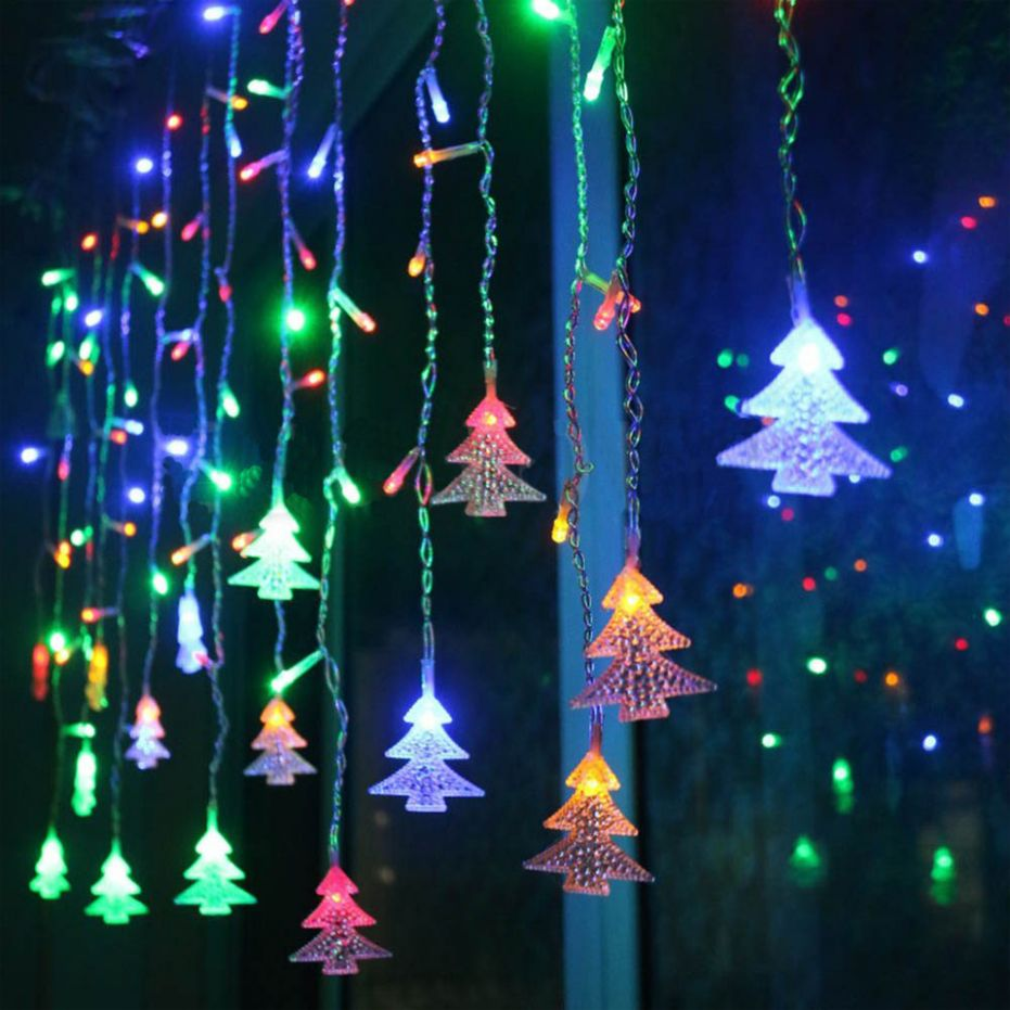 Christmas Window Lights: Decoration And Ideas - Christmas ..