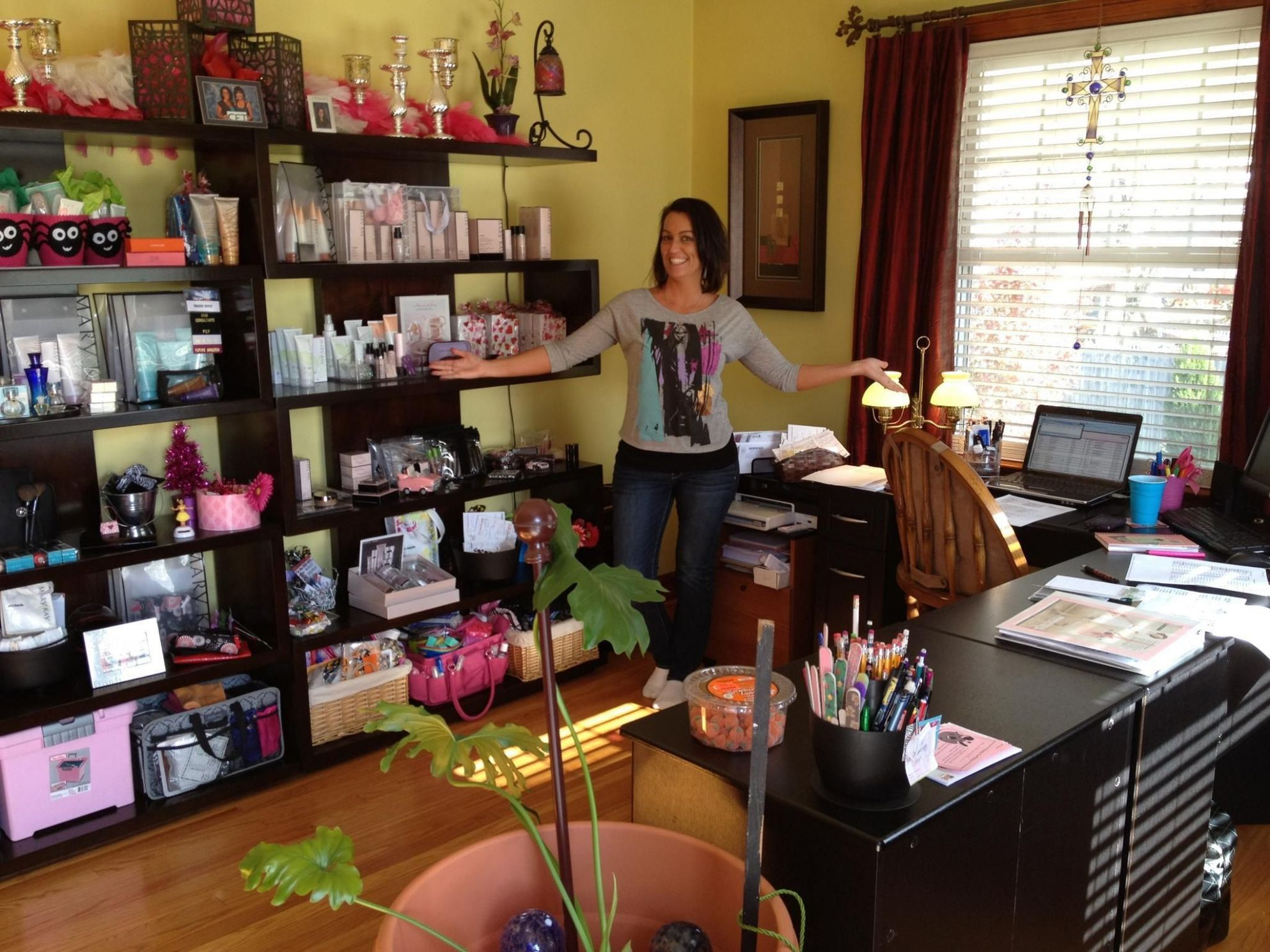 Clean and organized! #systemsforsuccess | Mary kay, Mary kay party
