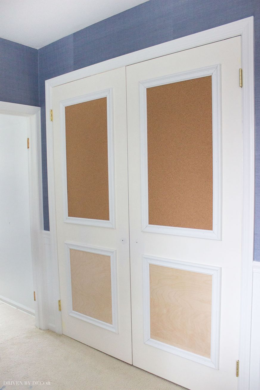 Closet Door Ideas: 11 Unique Ways to Dress Up Bedroom Closet Doors ..