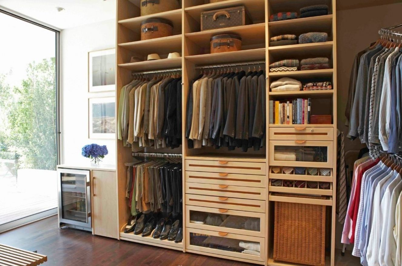 Closet Style: The Difference Between Walk-in, Reach-in & Armoires - closet ideas houzz