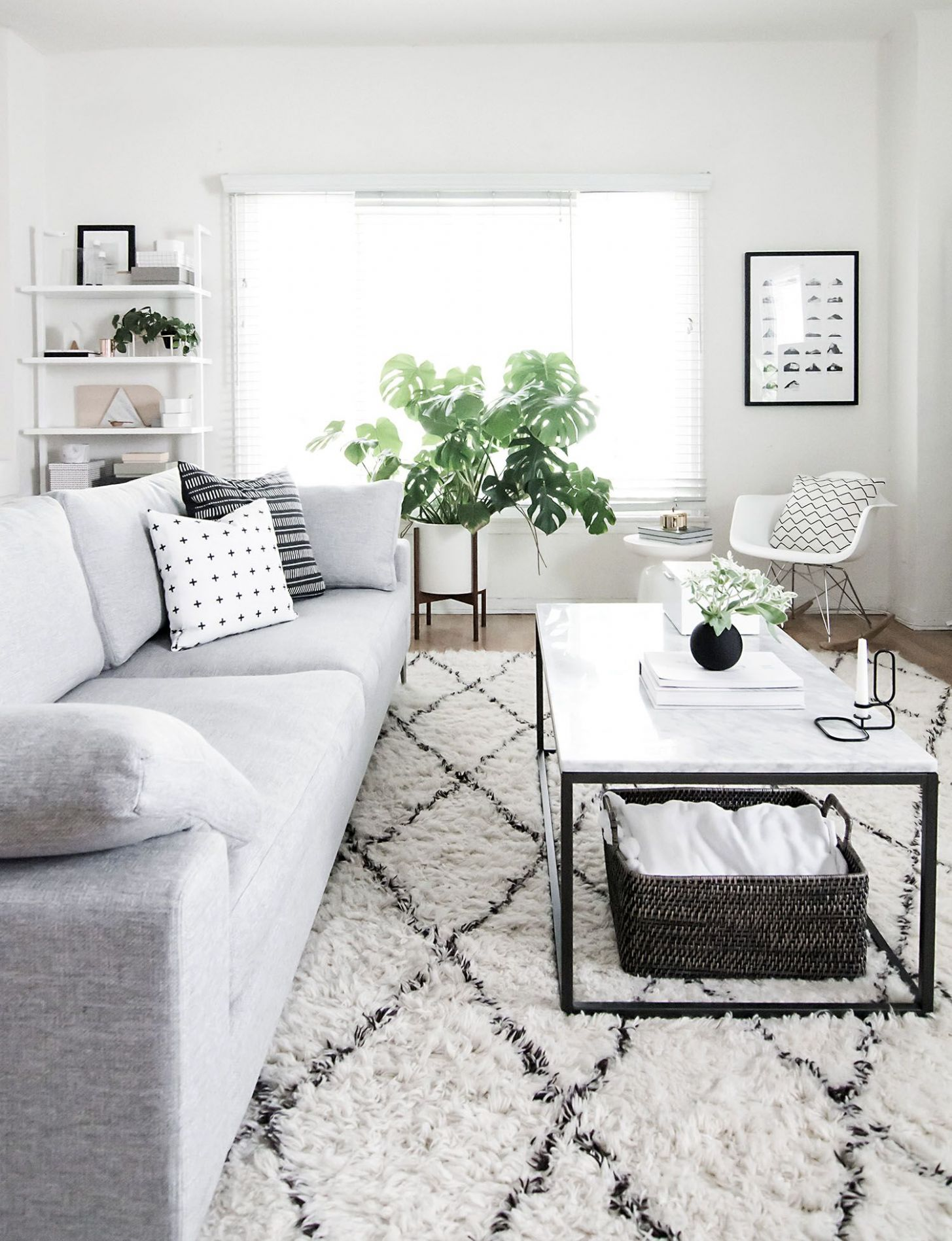 Coffee Table Styling | Living room grey, Living room decor cozy ..