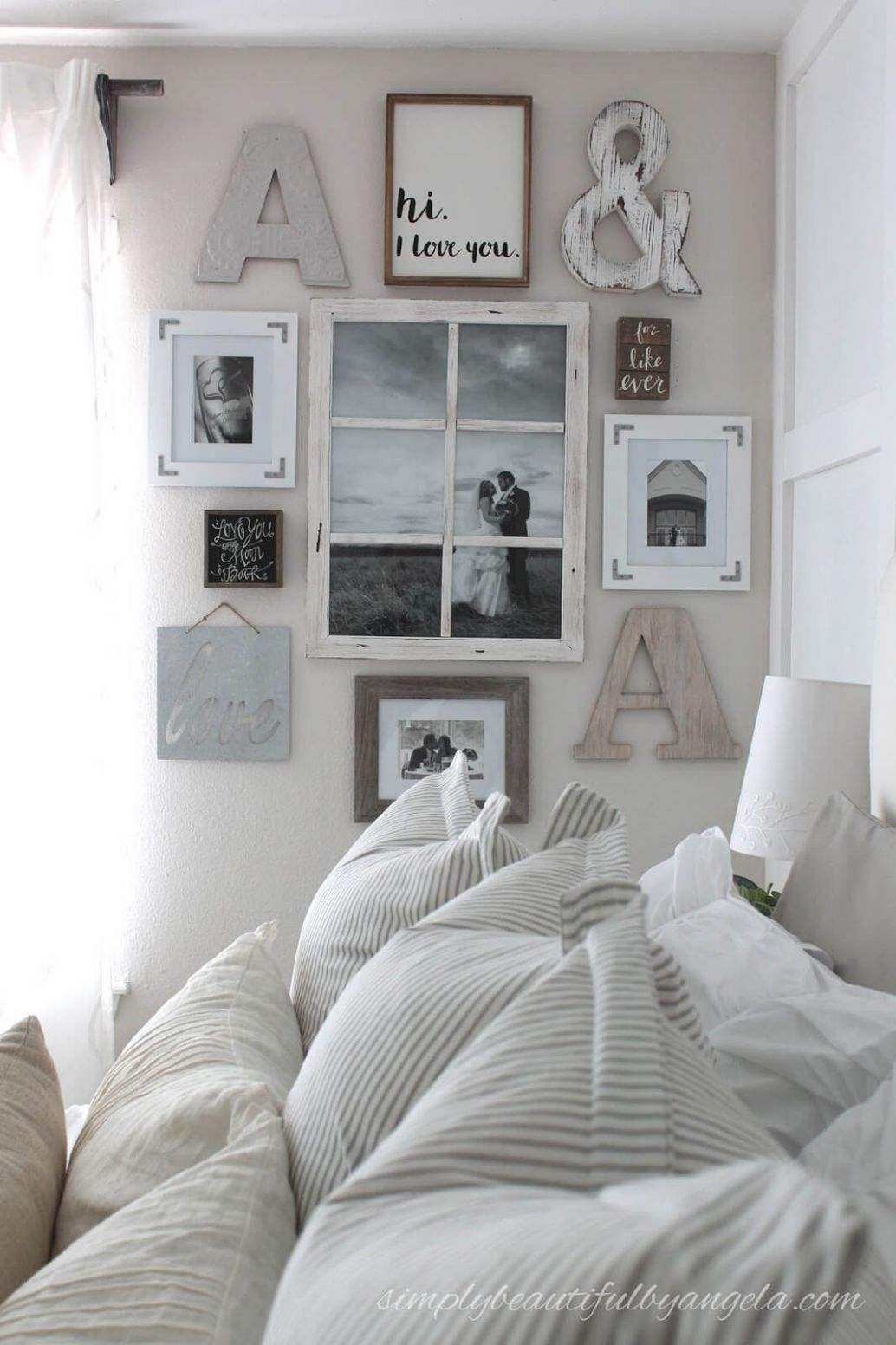Collection Love Memories Window Best Bedroom Wall Decor Ideas ..