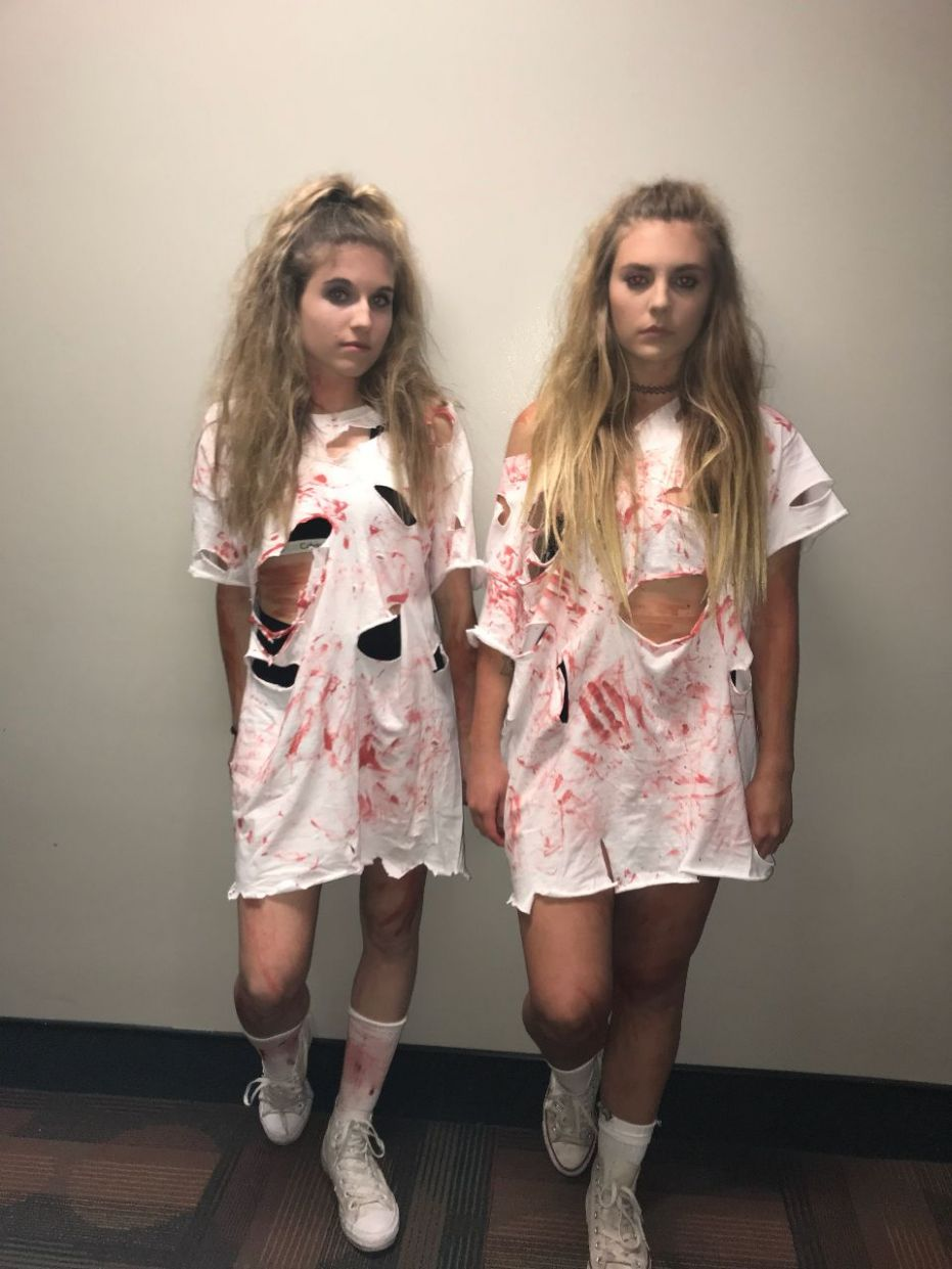college girl zombie halloween costume | Halloween kleidung ..
