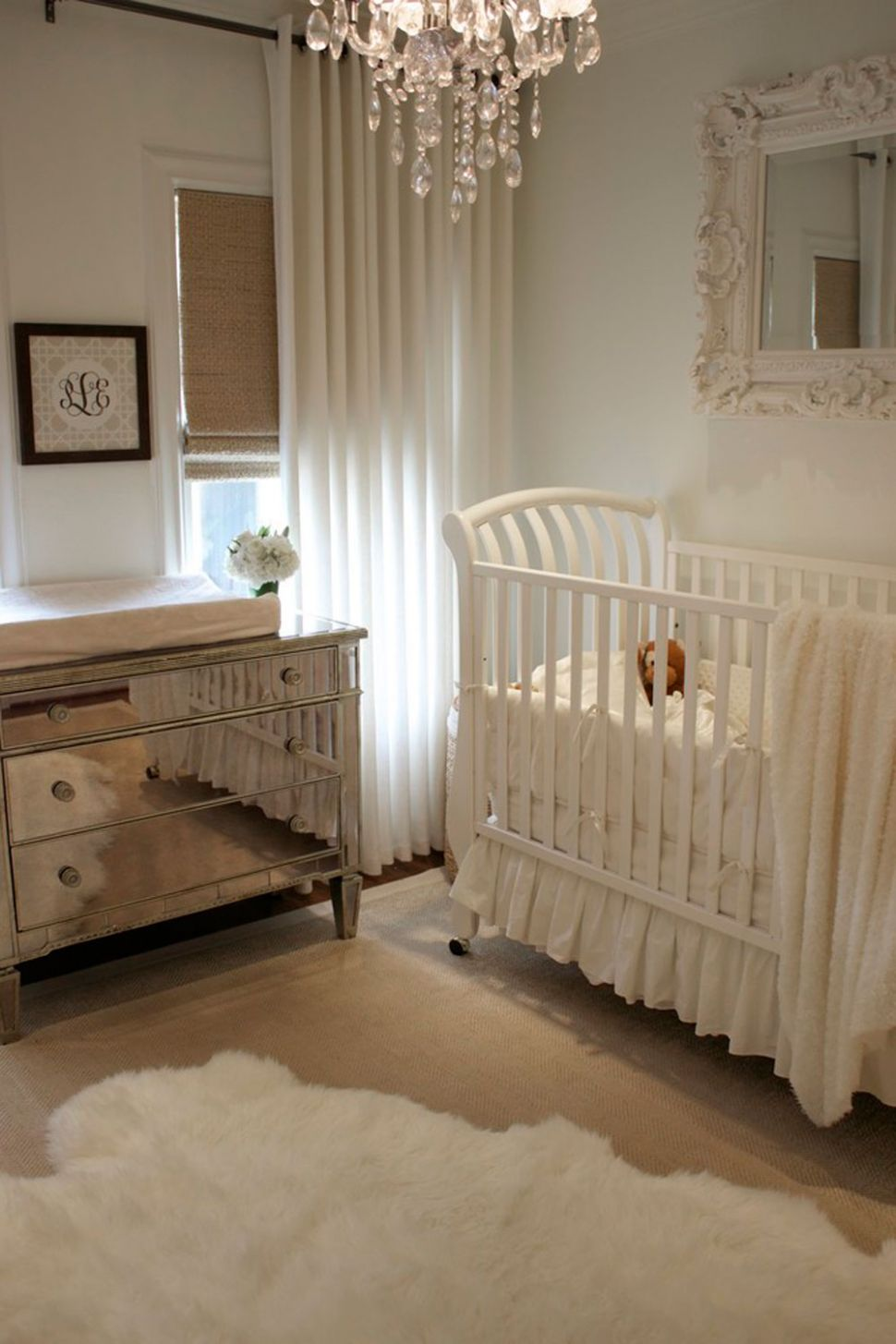 Color Psychology For Baby Rooms