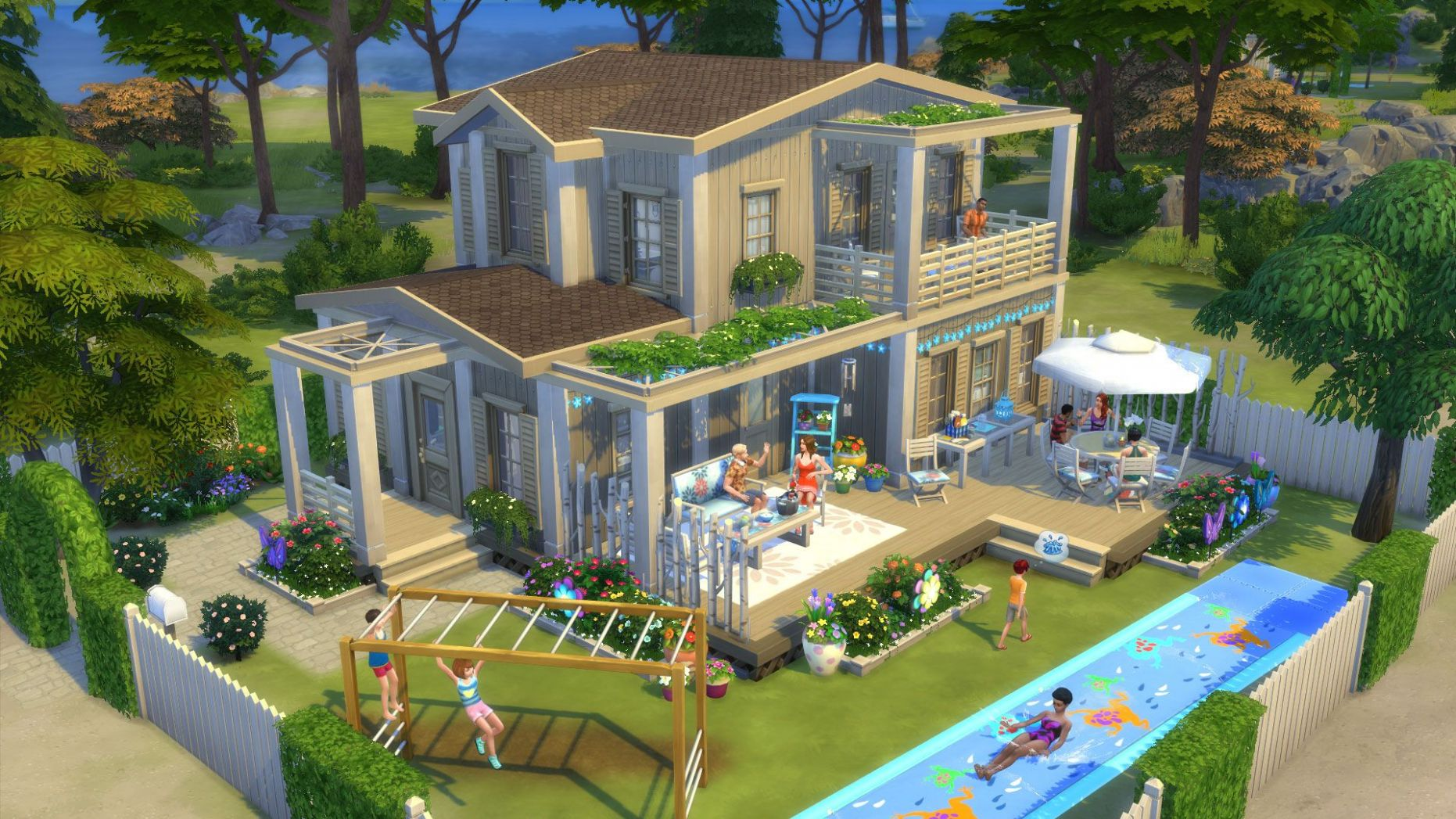 Community Spotlight: 9 The Sims 9 Backyard Stuff Lots We Love ..