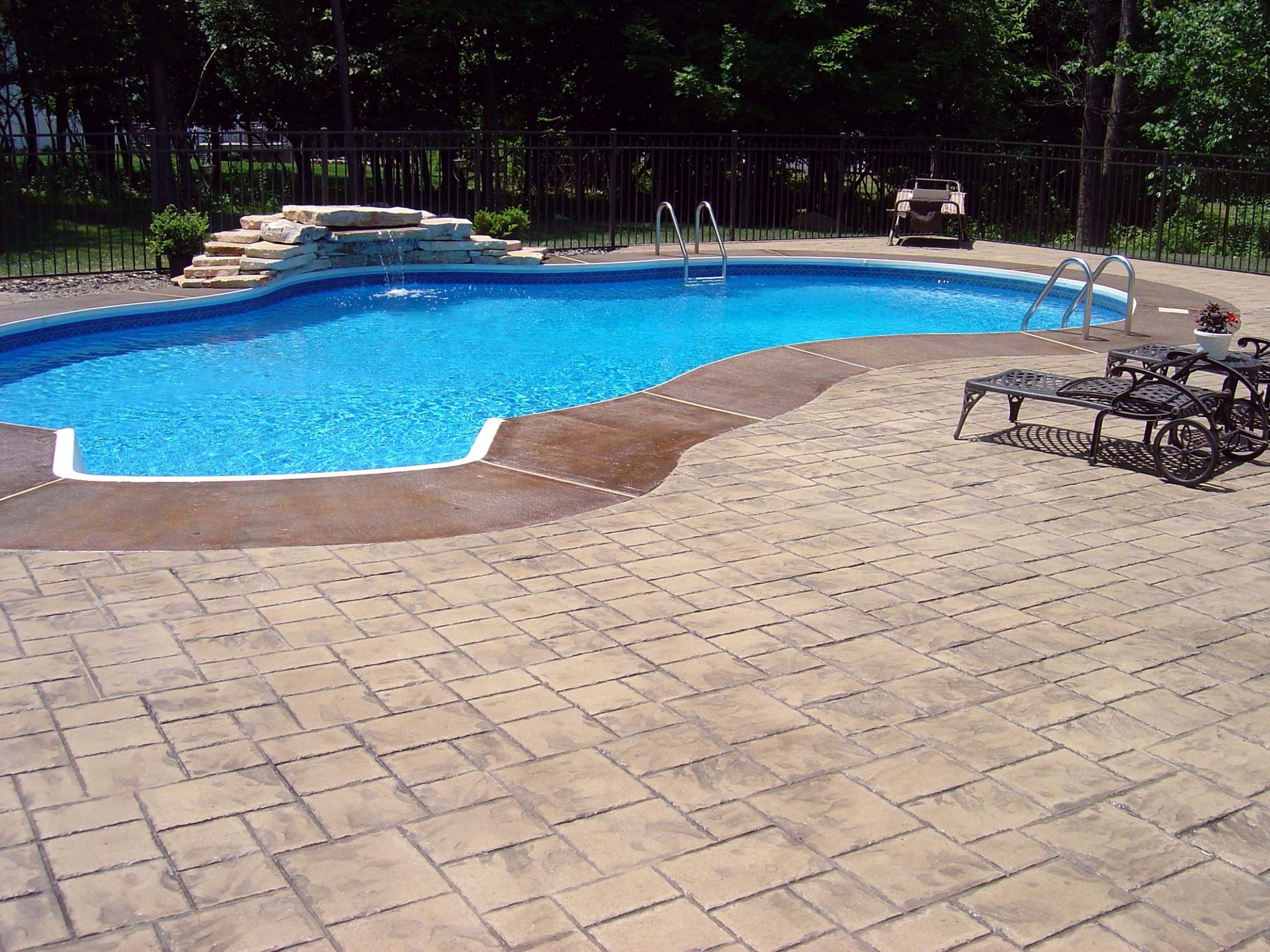 Concrete Pool Ideas | Pool design and Pool ideas