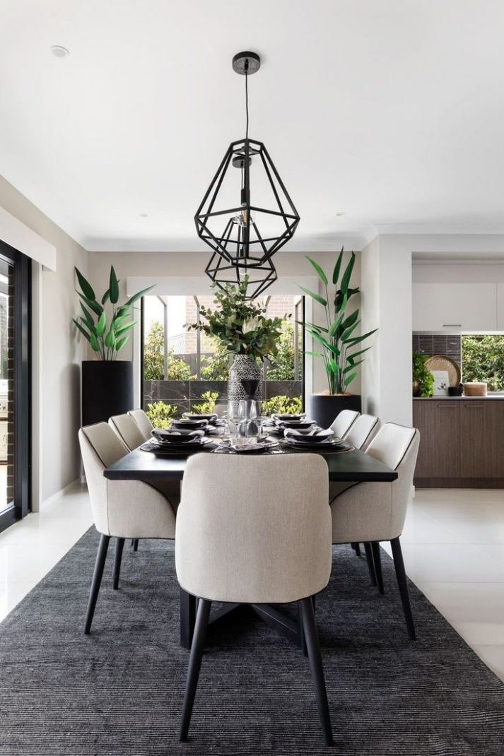 contemporary dining room design, modern dining room design with ..
