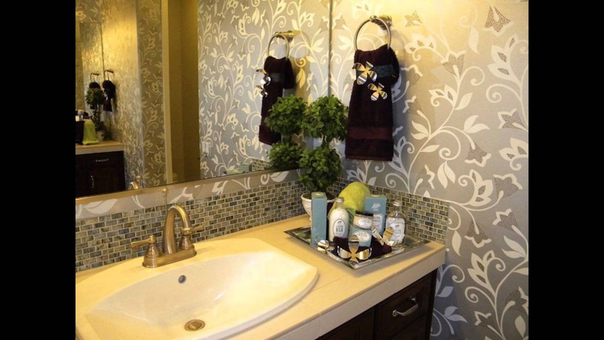 Cool Decorative bathroom ideas - YouTube - bathroom ideas youtube
