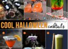 Cool Halloween Cocktails: Ideas on How to Make Them Spookily Stunning!