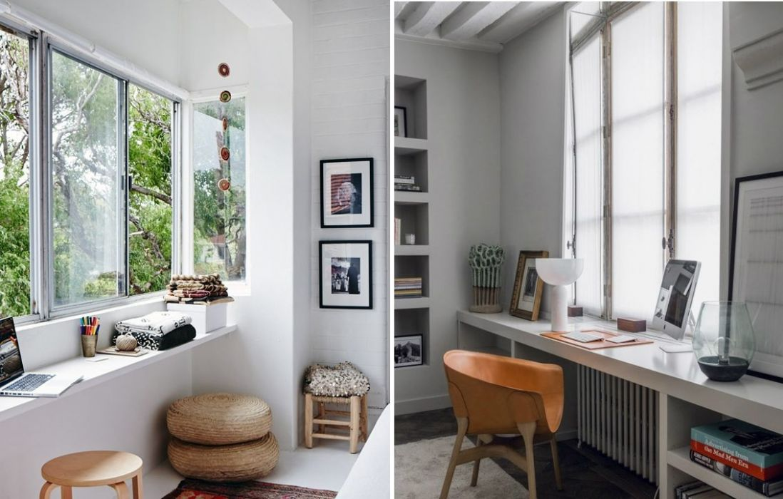 Cool Ways To Turn The Windowsill Into An Awesome Feature For Your Home - window shelf ideas