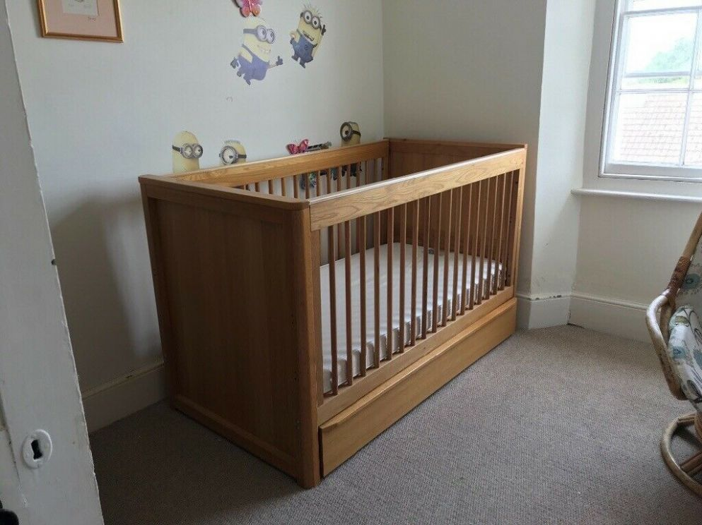 Cot bed & drawers | in Exeter, Devon | Gumtree