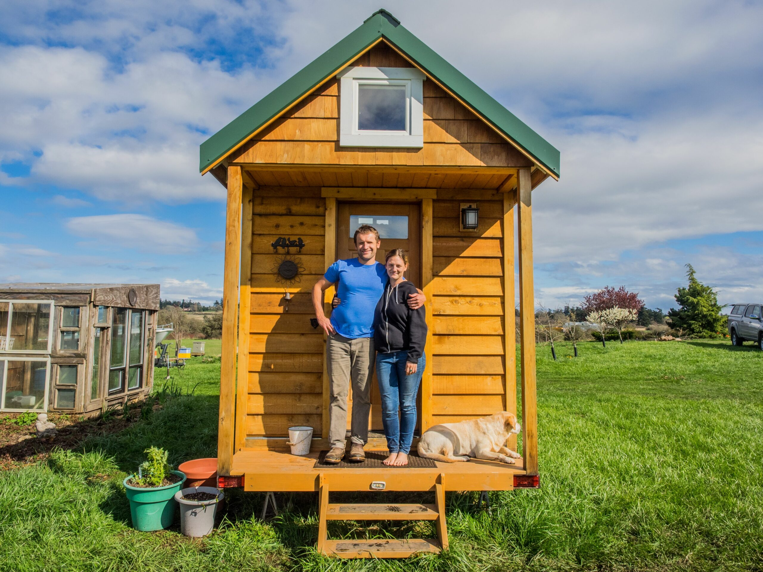 Could You Live 'Tiny'? See How a Seattle Couple Found Room for ...