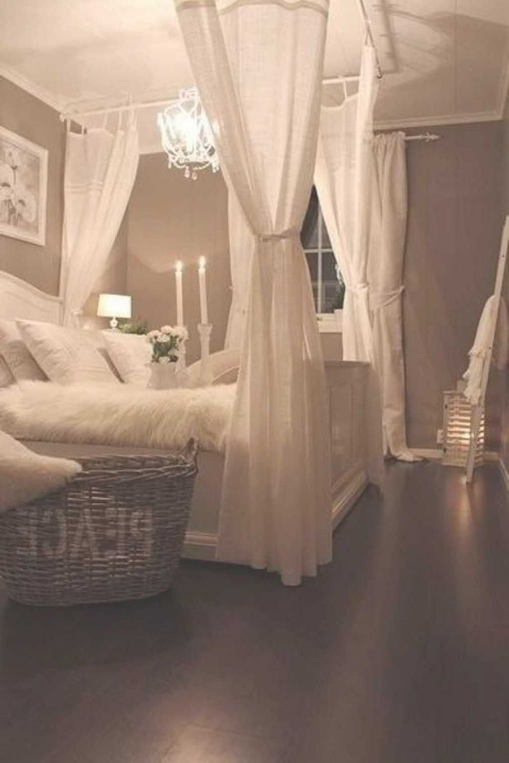 Cozy And Romantic Bedrooms Ideas For Couples | Pleasant to be able ..