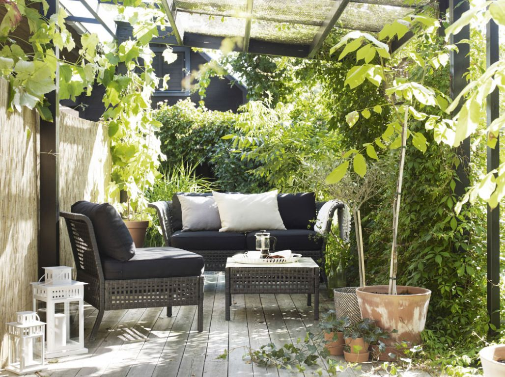 Create a Beautiful Space with IKEA's 12 Vertical Garden Selection