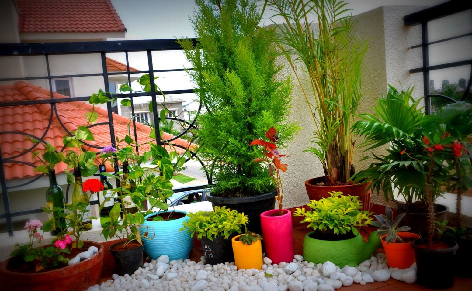 creative balcony designs - Hunkie - balcony beautification ideas